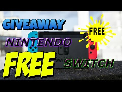 WORLD'S BEST NINTENDO SWITCH CONSOLE | GIVEAWAY