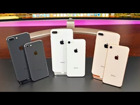 iPhone 8 and 8 Plus GiveAways -2018(Open)