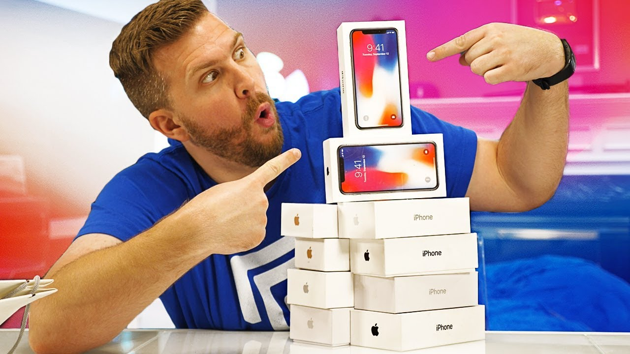 Do I Really Giveaway $1000 iPhone X's?