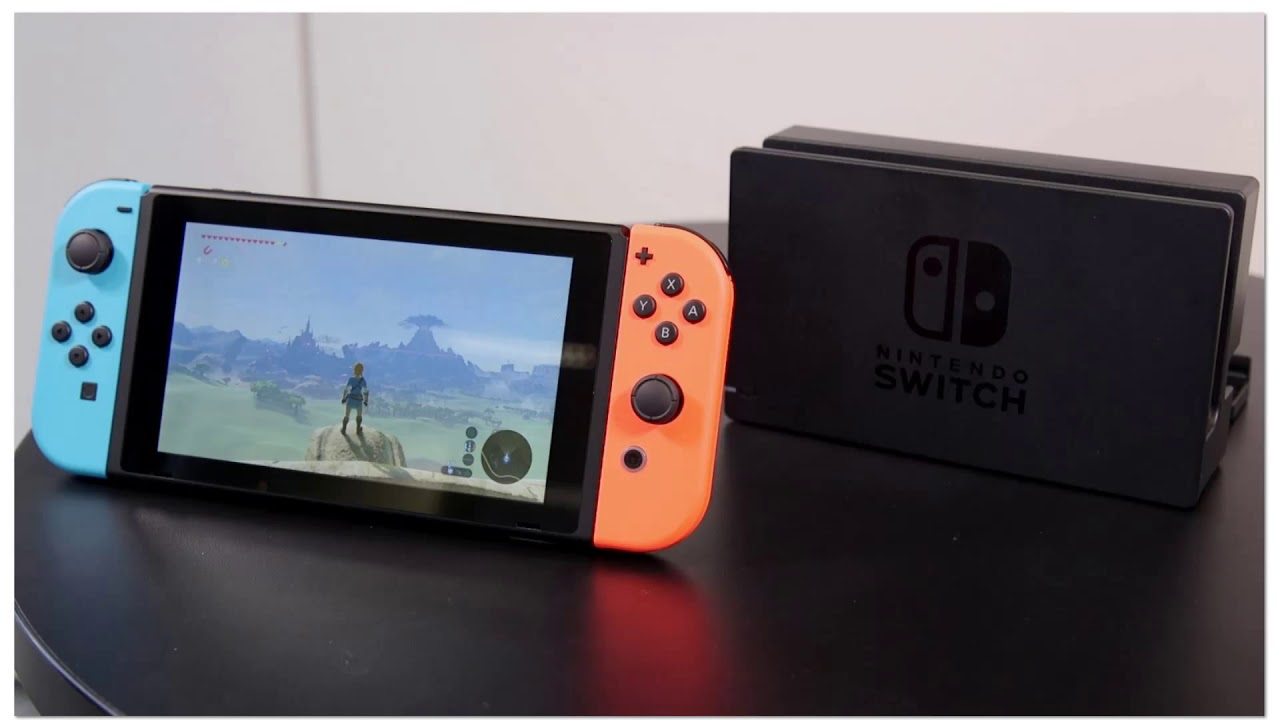 Nintendo Switch Giveaway! (Free Nintendo Switch) (Ongoing)