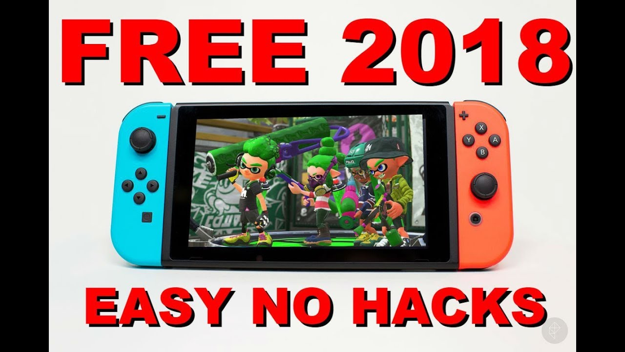 HOW TO GET FREE GAMES ON NINTENDO SWITCH!