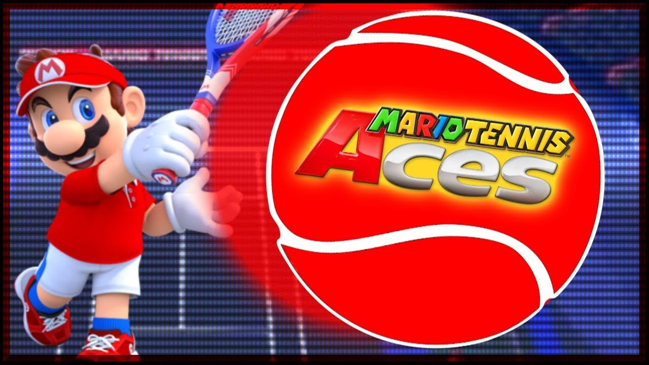 Mario Tennis Aces – Nintendo Switch Livestream (type !giveaway in chat to enter)