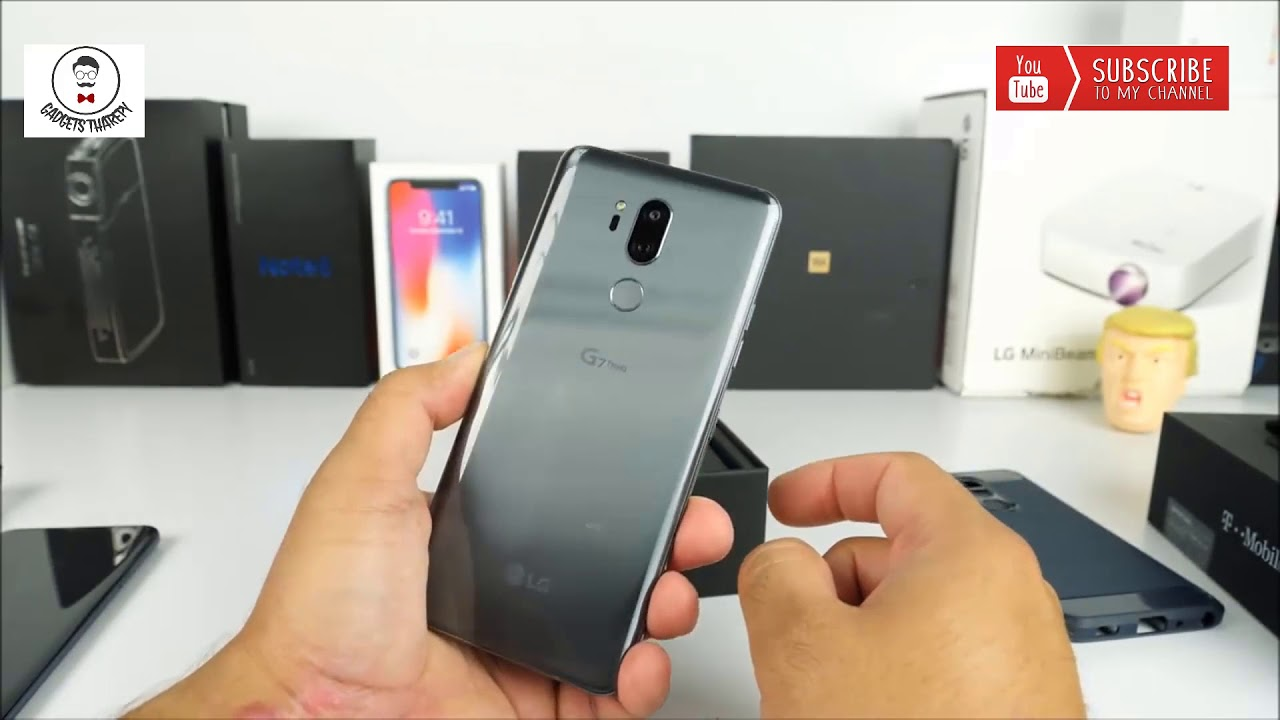 LG G7 THINQ | GIVEAWAY | KILLER OF GALAXY S9+ | UNBOXING AND REVIEW