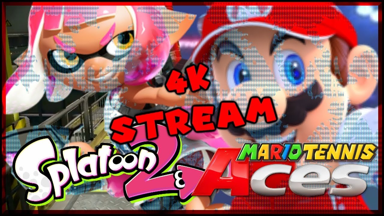 Celebrating 4k Subs – Nintendo Switch Livestream (type !giveaway in chat to enter)