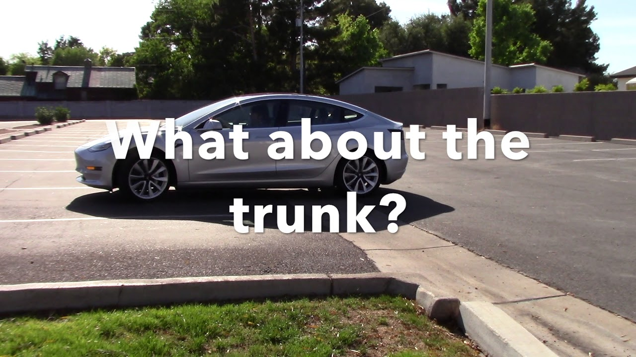 Tesla Model 3 – Frequently Asked Questions
