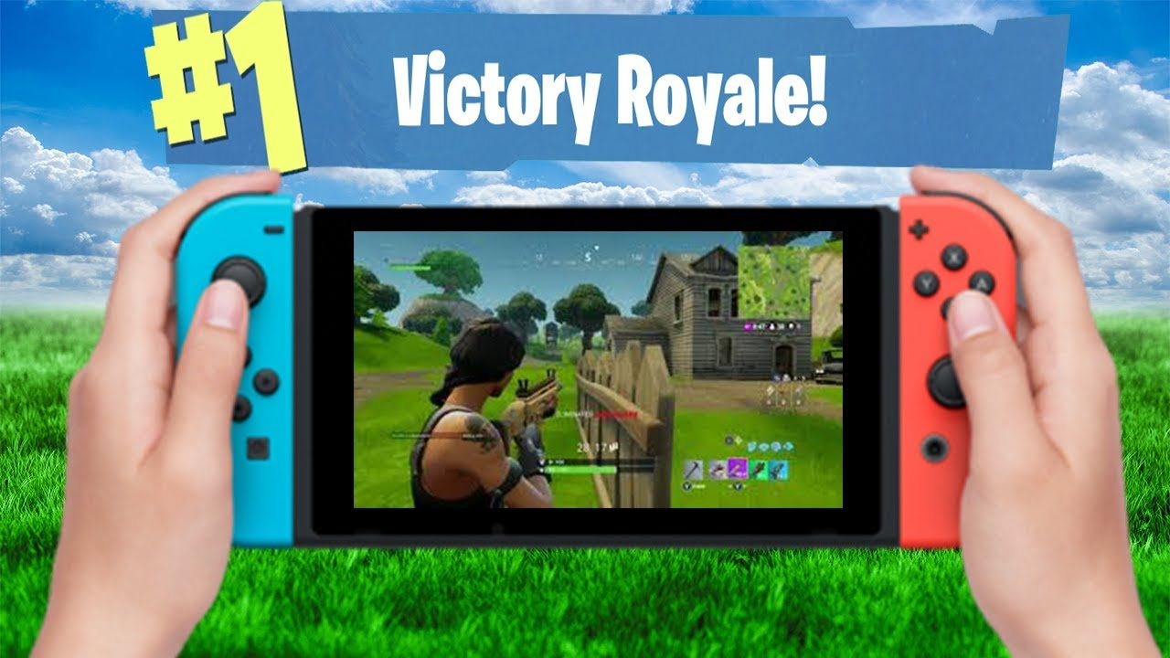 Fortnite Live On Nintendo Switch!!  *giveaway* Free For All Tournament *300 Subscribers* Special