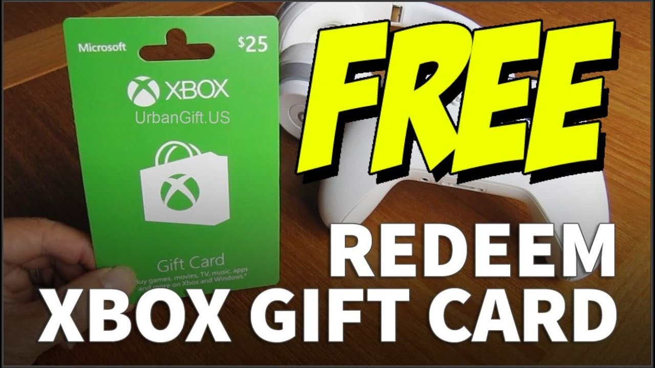 How to get free Xbox codes- how to get Xbox one for free- Xbox one free games – Xbox live codes free