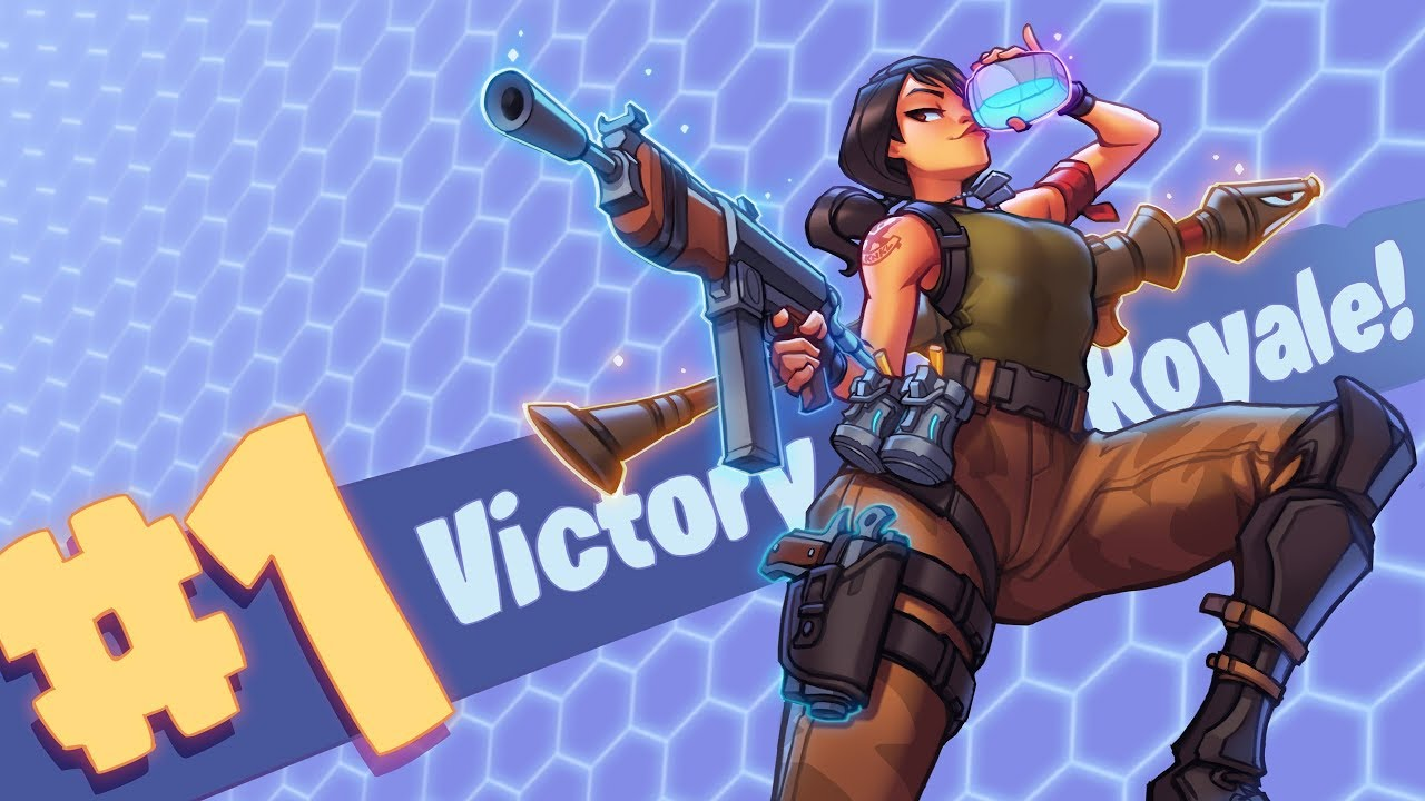 My First Fortnite Tournament! / 575+ Wins / Xbox One / 1000 v-buck giveaway